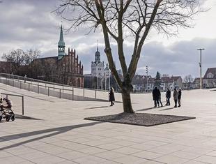 Centrum Dialogu Przełomy nagrodzone na Światowym Festiwalu Architektury