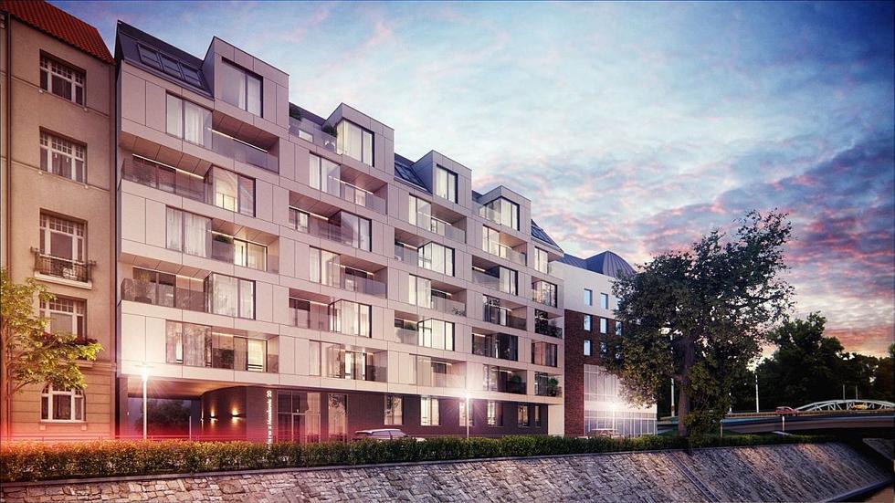 Zyndrama - apartamenty we Wrocławiu