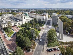 Architektura demokracji. Demokracja architektury – o koncepcji budynku Komisji Sejmowych Bolesław Stelmach